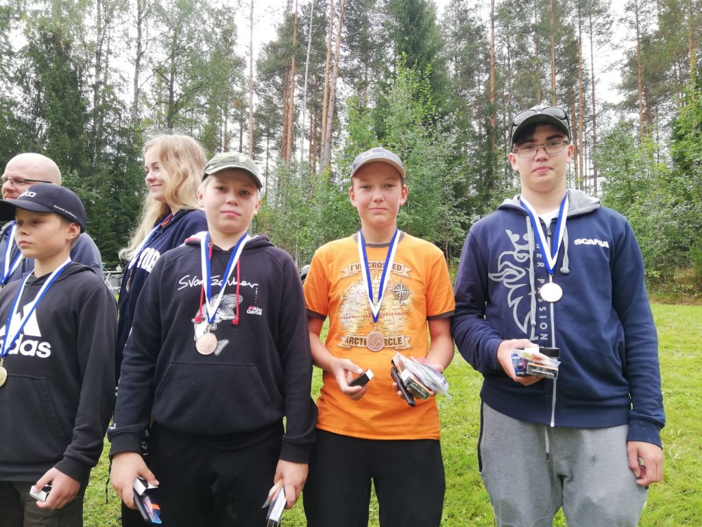 SM Toimintakilpailu pronssia 2018